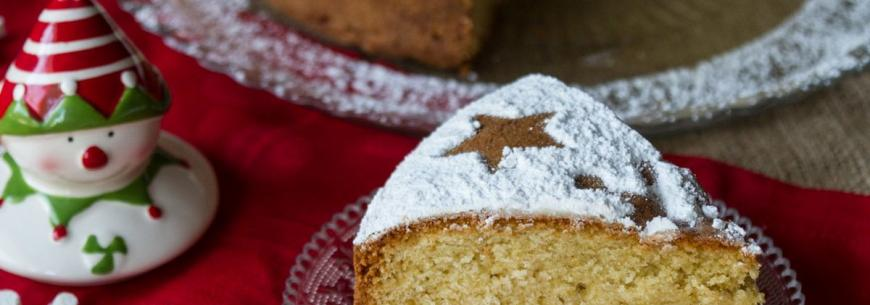 """Vasilopita"" Happy New Year Cake!"
