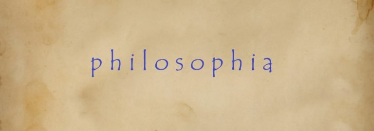 Philosophy: World Wide Greek Words