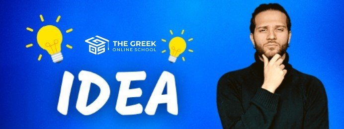 greek talk: idea