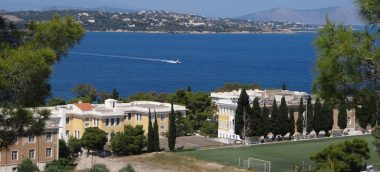 greek immersion course in Spetses